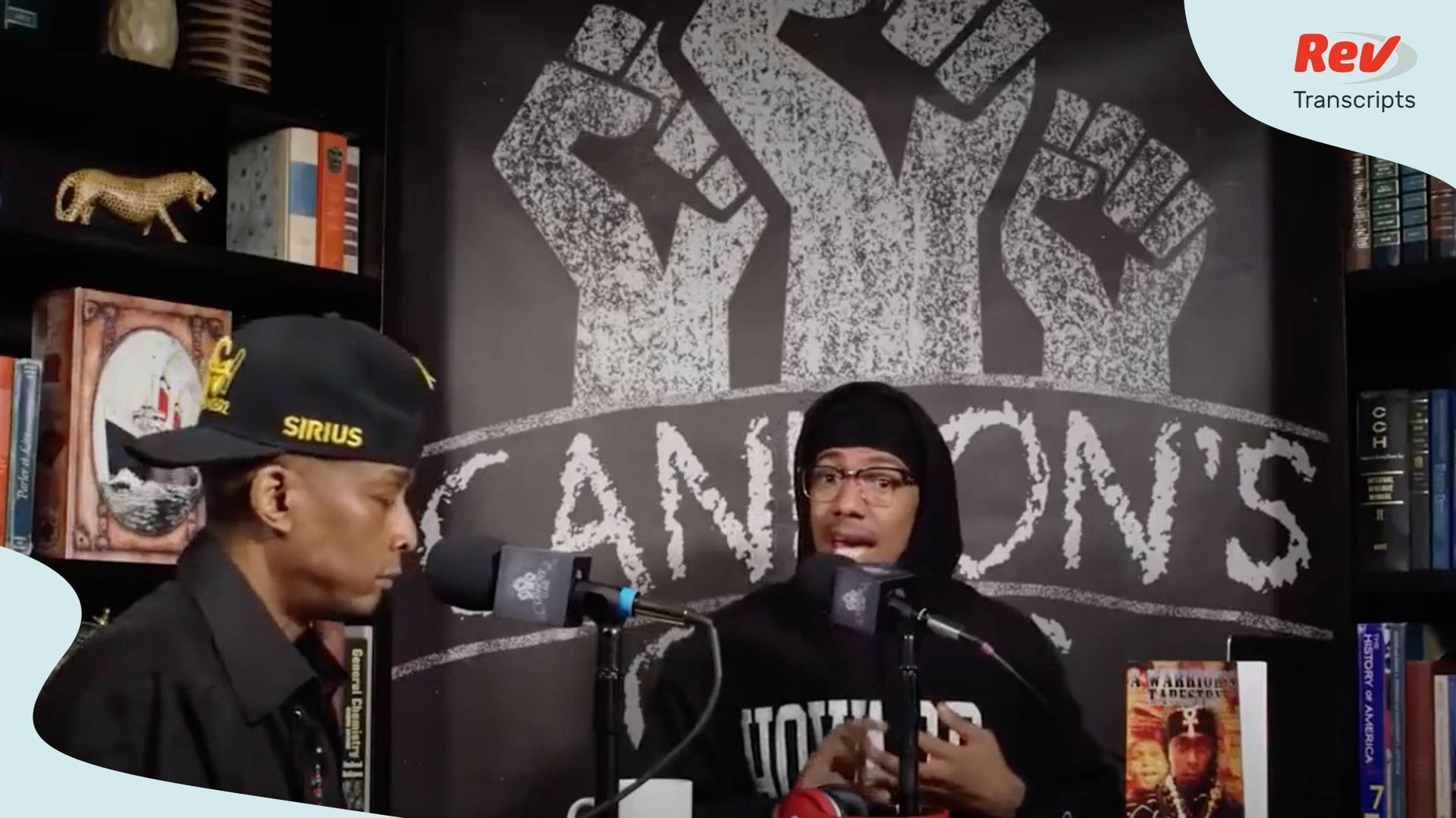 Nick Cannon Transcript: Fired by ViacomCBS for ...