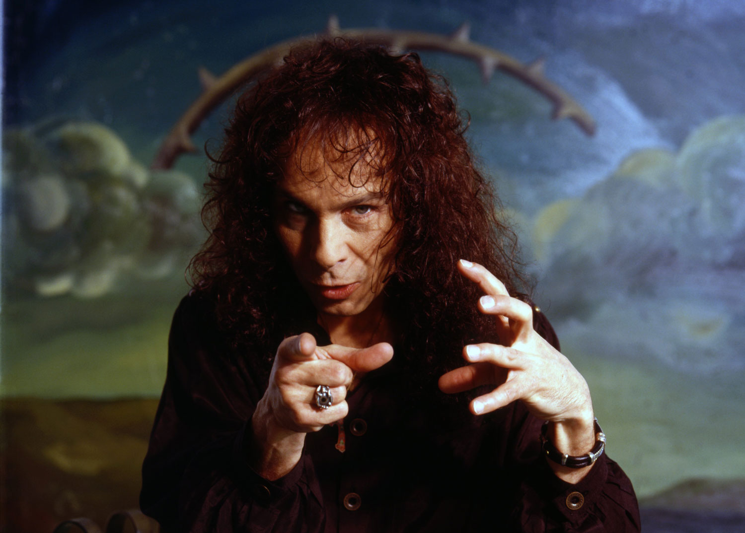 Metal Icon Ronnie James Dio Dead at 67 After Cancer Battle ...