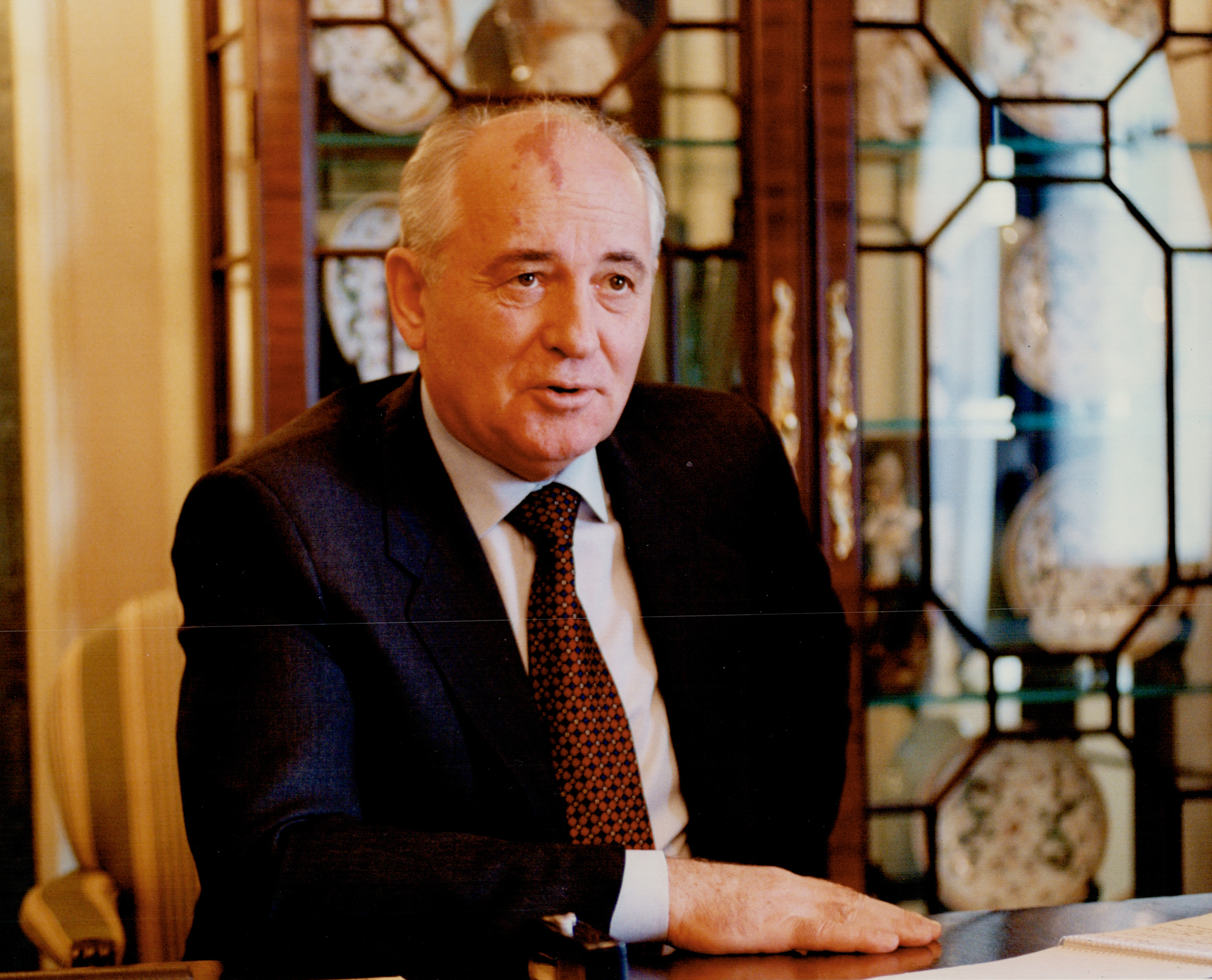 Mikhail Gorbachev: The World According to Gorby - Rolling ...