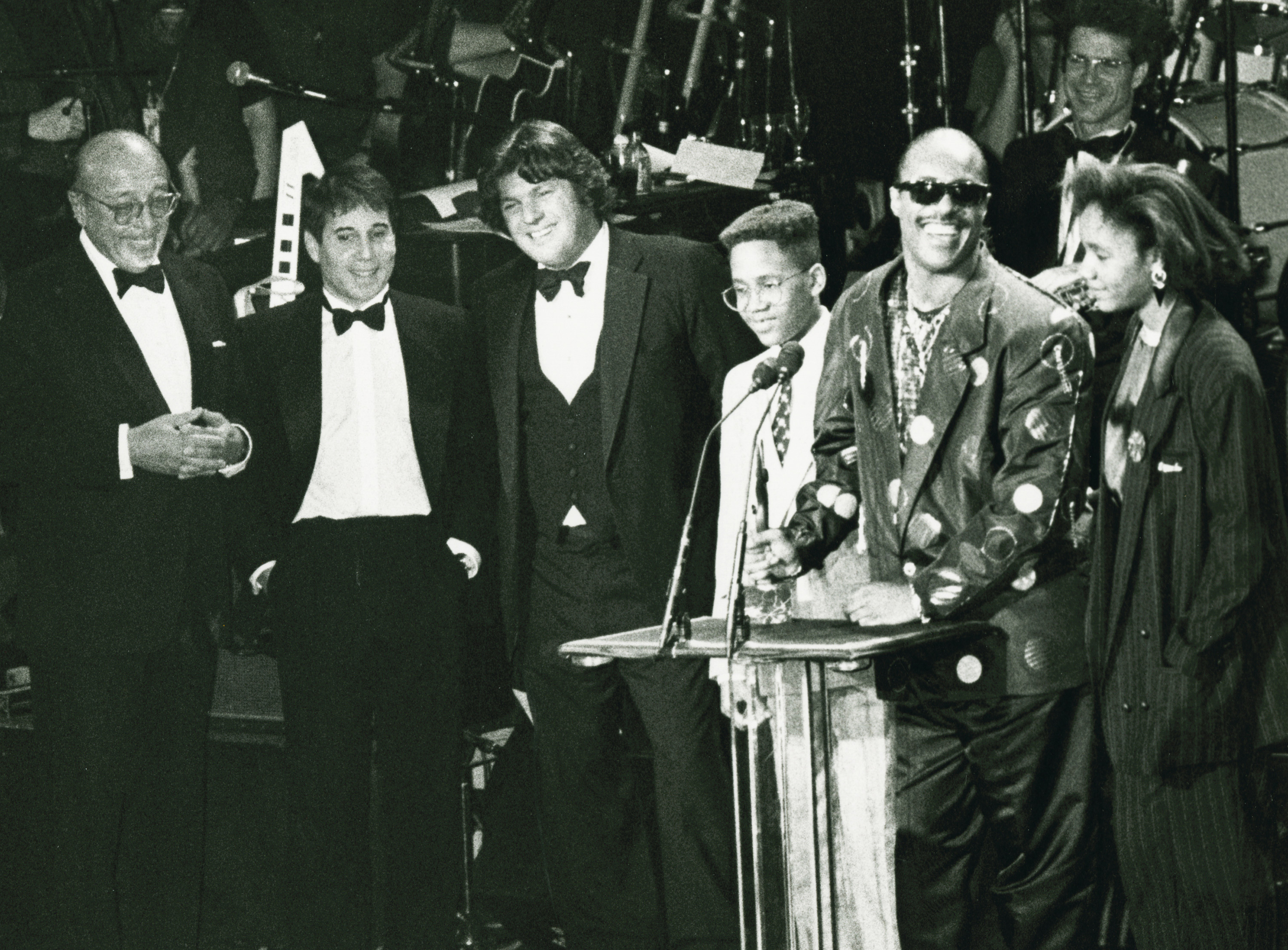 The 1989 Rock and Roll Hall of Fame Induction Ceremony ...
