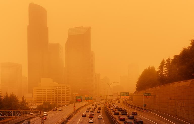 Washington state developing standard on wildfire smoke and outdoor workers | 2020-11-18 | Safety ...