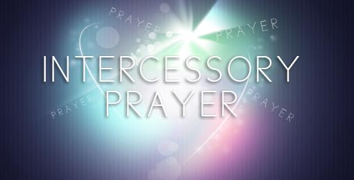 Intercessory Prayer | Salem Bible Church