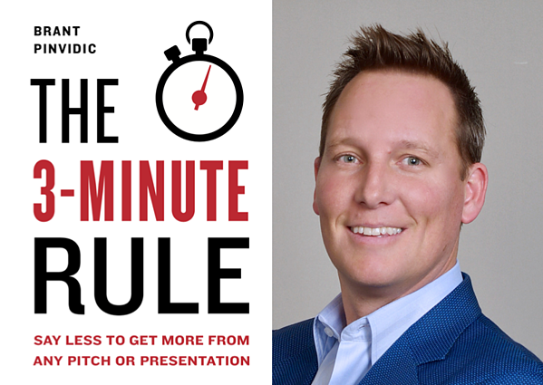 The Marketing Book Podcast: The 3-Minute Rule by Brant ...