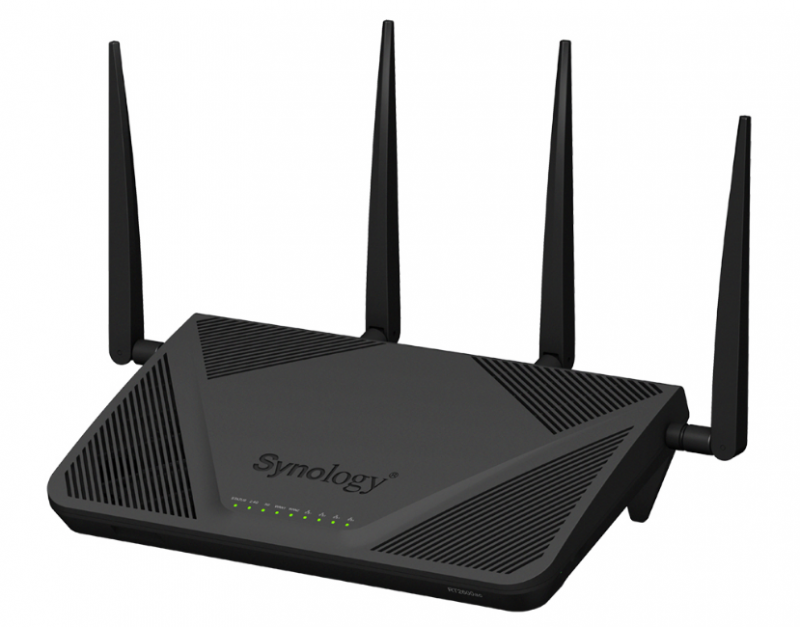 Synology Router RT2600ac Released with VPN Plus