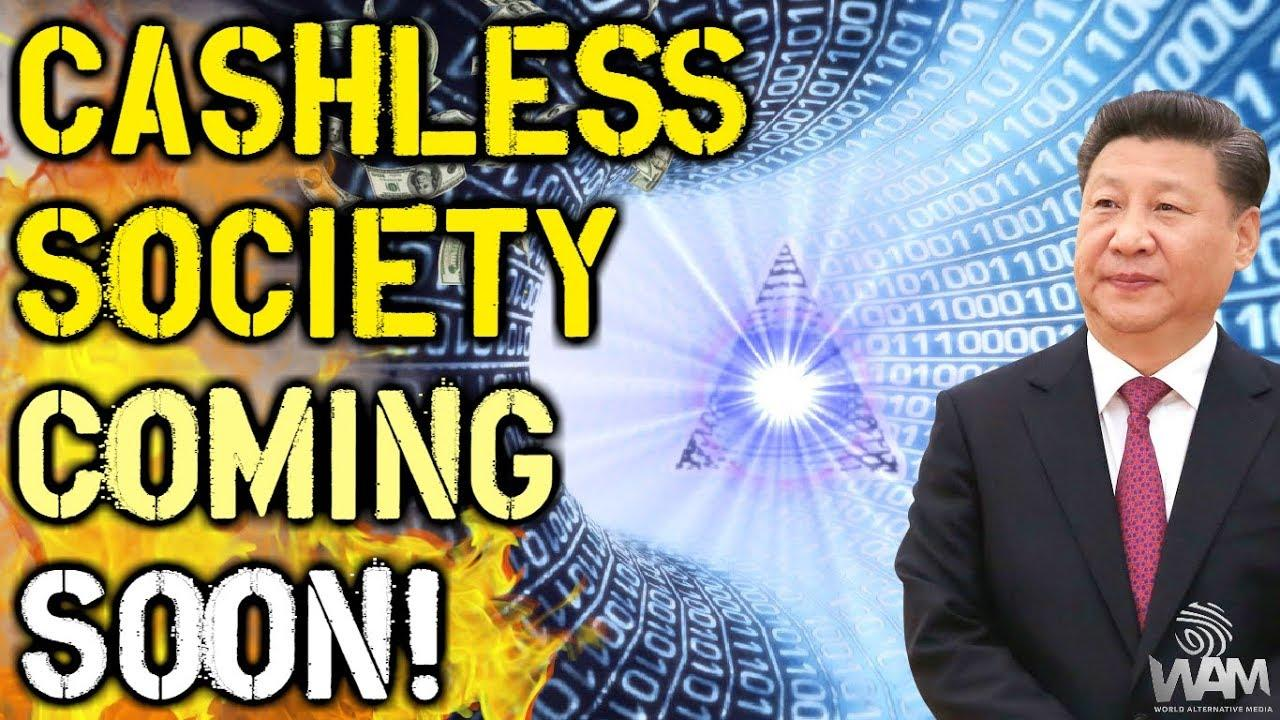 CASHLESS Society Coming SOON! - The Federal Reserve Is ...