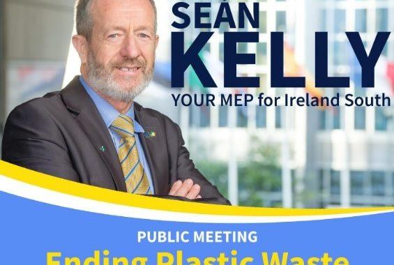 'Ending Plastic Waste' Public Meeting with Sean Kelly MEP ...