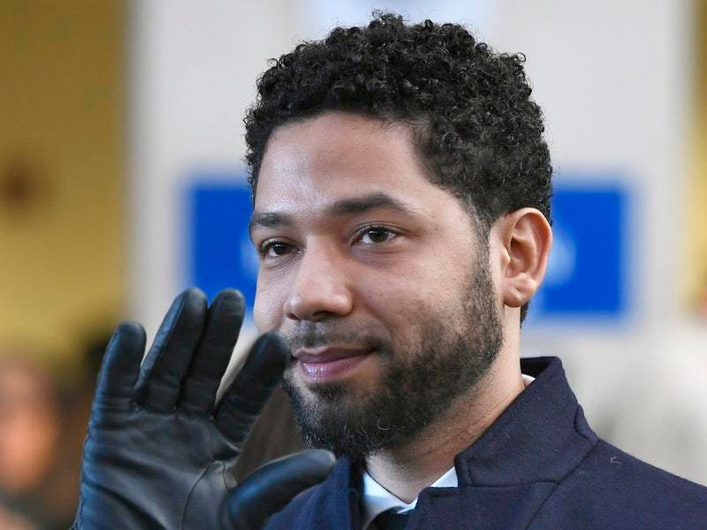 Jussie Smollett sues city of Chicago for malicious prosecution…