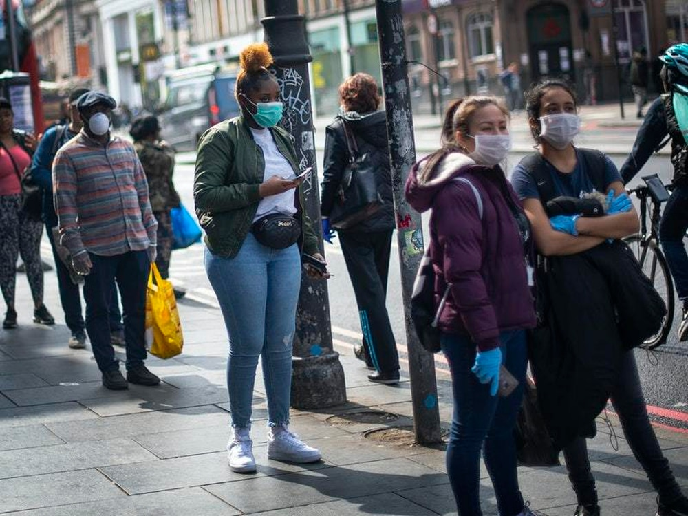 NHS face mask supply 'could be put at risk' if public ...