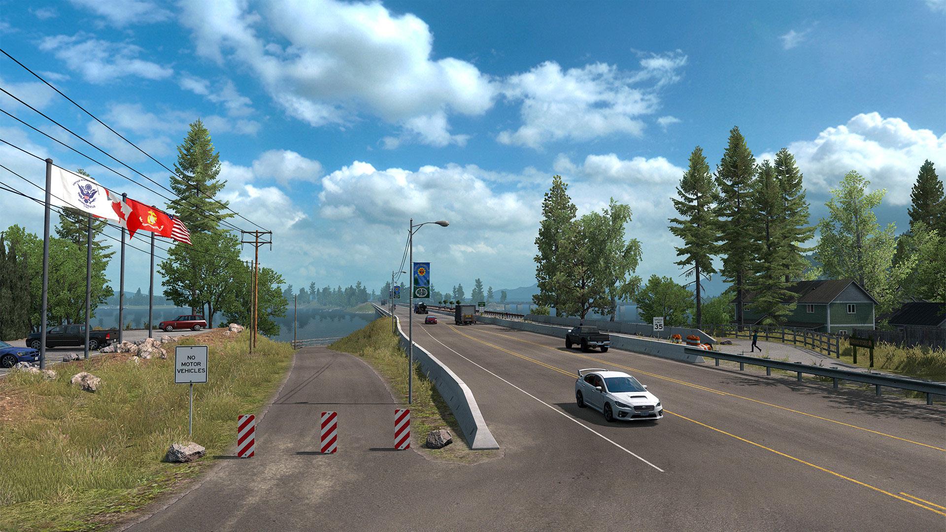 American Truck Simulator için Idaho DLC'si 2020 yılında yayınlanacak!