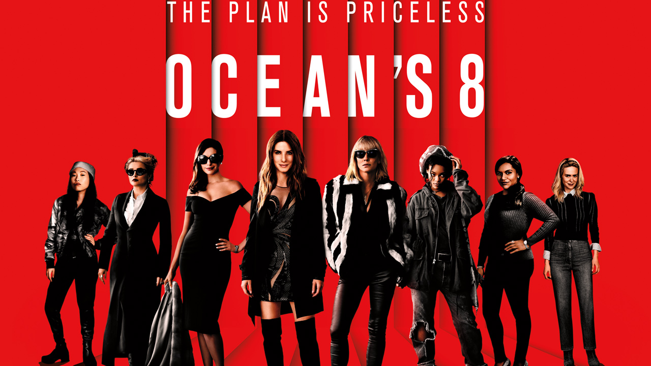 """""""Ocean's 8"""" glitters, but doesn't quite dazzle 