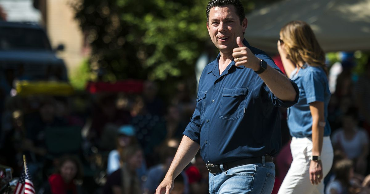 Former Rep. Jason Chaffetz paints picture of a shadow ...