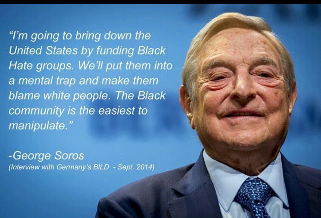 George Soros Said: 'I'm Going to Bring Down the U.S. by ...