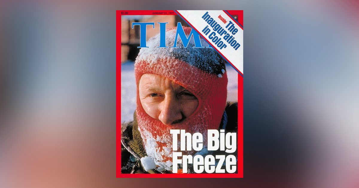 FACT CHECK: Is This Time Magazine Cover About 'Global ...