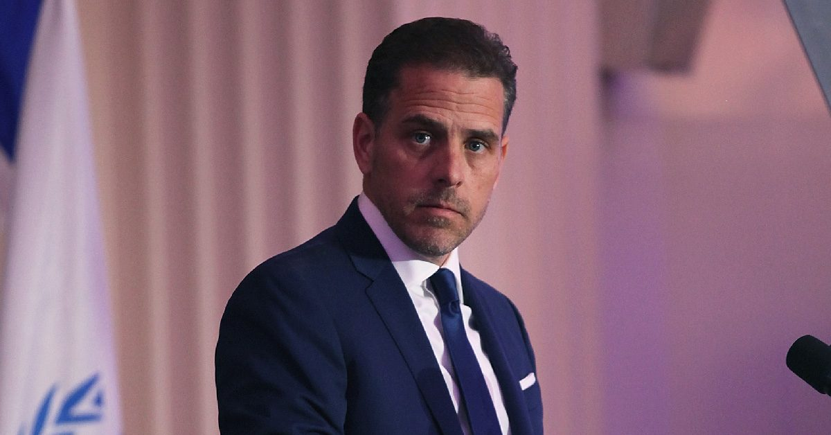 Private-eye firm claims Hunter Biden is linked to multiple criminal probes…