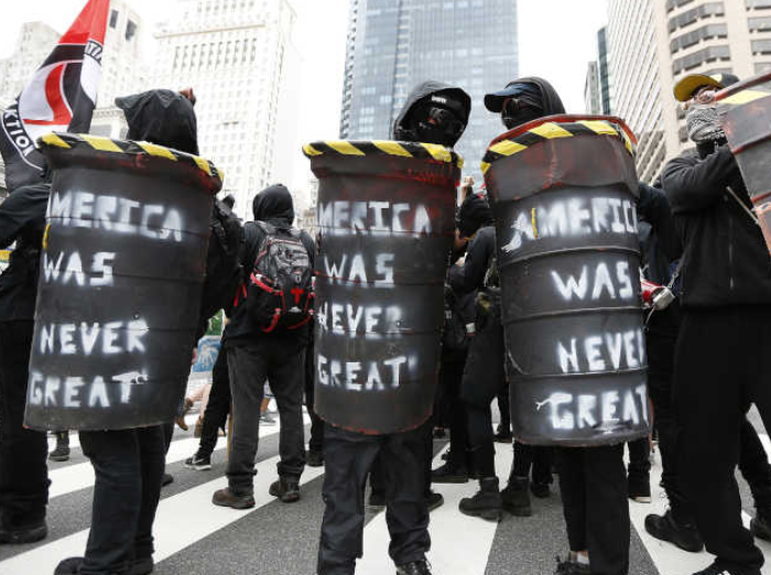 Antifa: Growth of an American Insurgency -- Society's ...