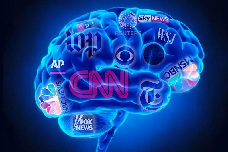 Narrative management operations: How mainstream media ...