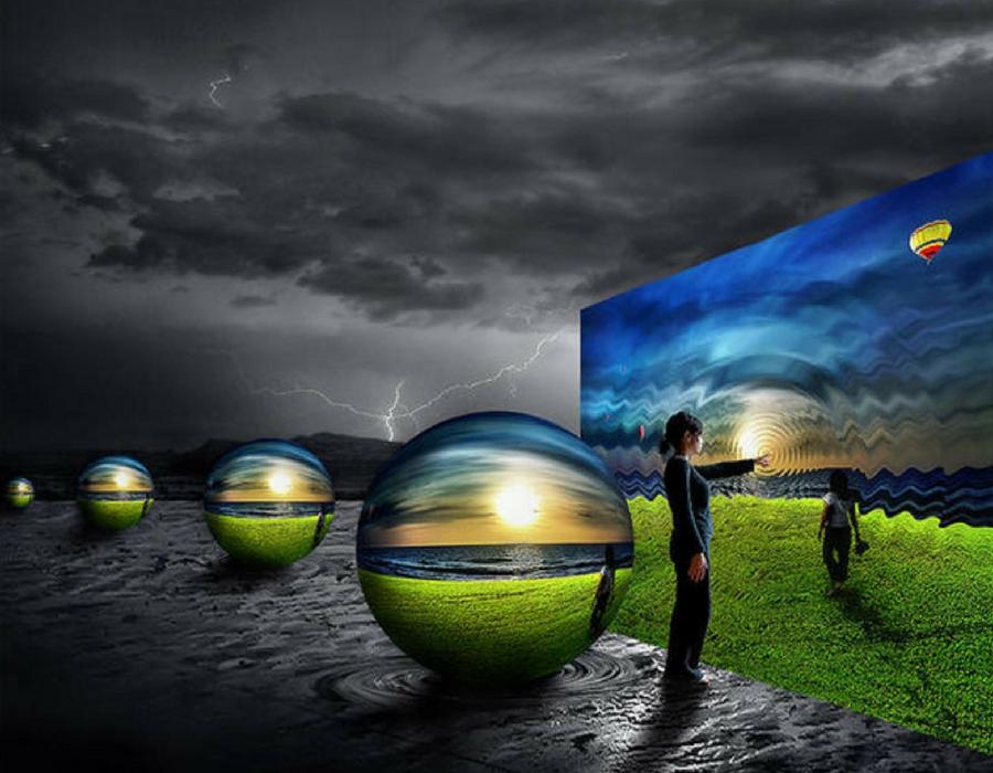 Gemini Full Moon - Reality v Illusion - Spiritual Counselling