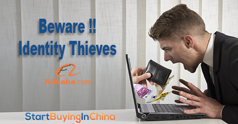 Fake products on Alibaba BEWARE