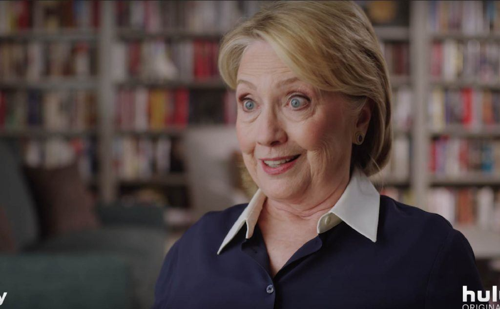 Hillary Declares Herself the Most 'Investigated Innocent Person in America' in New Documentary ...