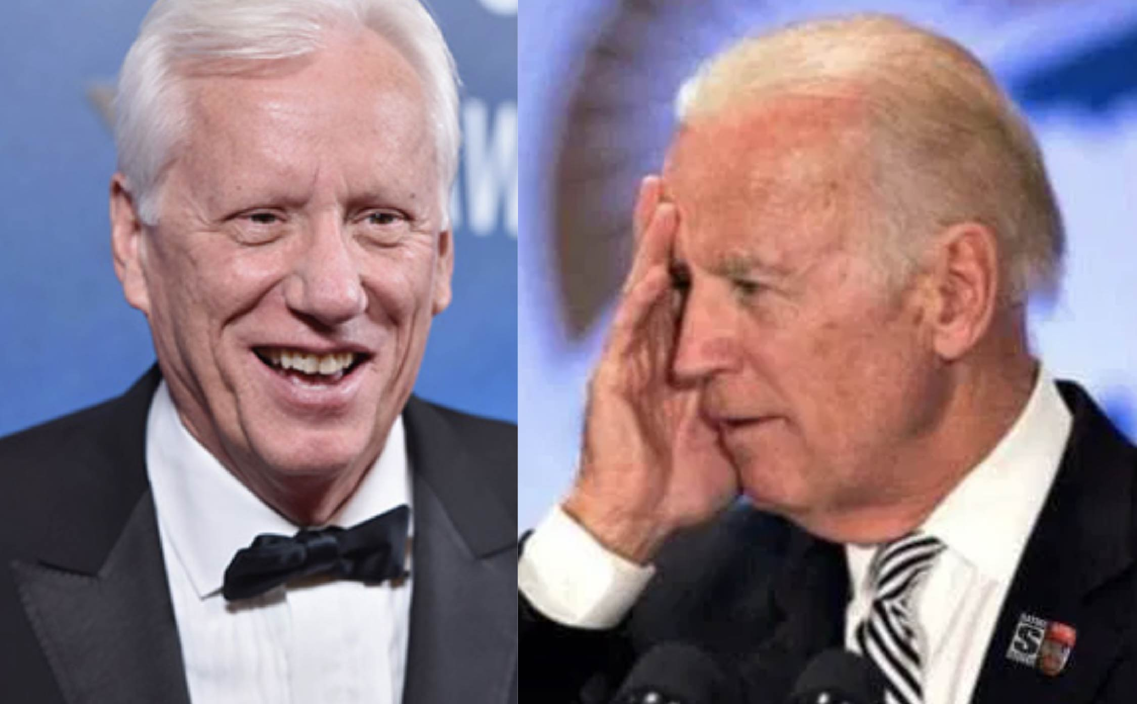 James Woods Shows Zero Mercy to Blundering Biden With this ...