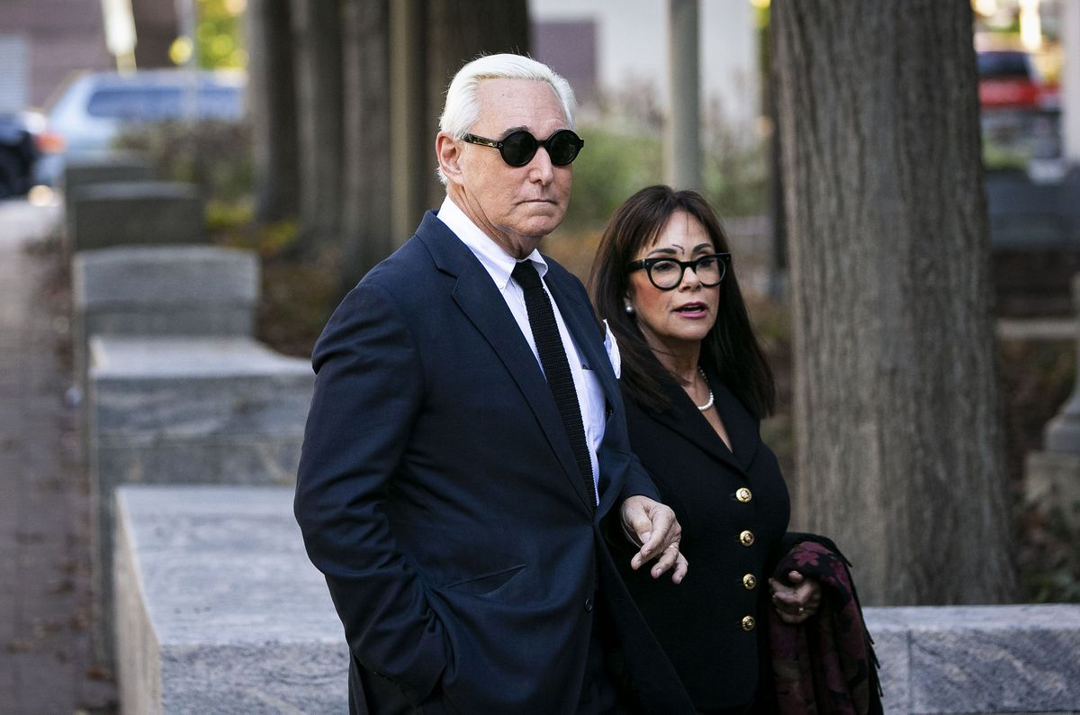 Roger Stone jury ends first day of deliberation without a verdict…