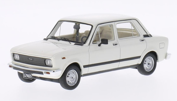 Fiat 128 CL Maradona 1982 - Die-cast model - Neo Models 45119