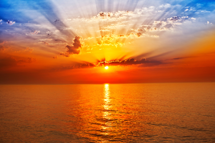 Sunrise and sunset: interesting facts about the golden hour