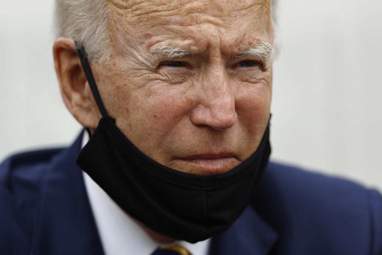 Joe Biden calls on Trump to 'wake up' to coronavirus: 'He ...