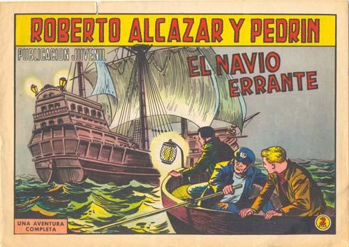 ROBERTO ALCAZAR Y PEDRIN (1941, VALENCIANA) 910 - Ficha de ...