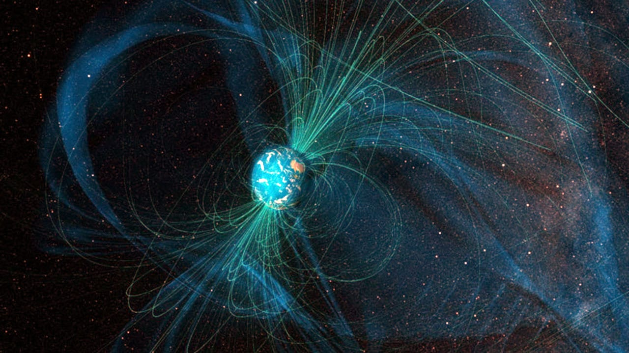 Early magnetic field around Earth was even stronger than ...