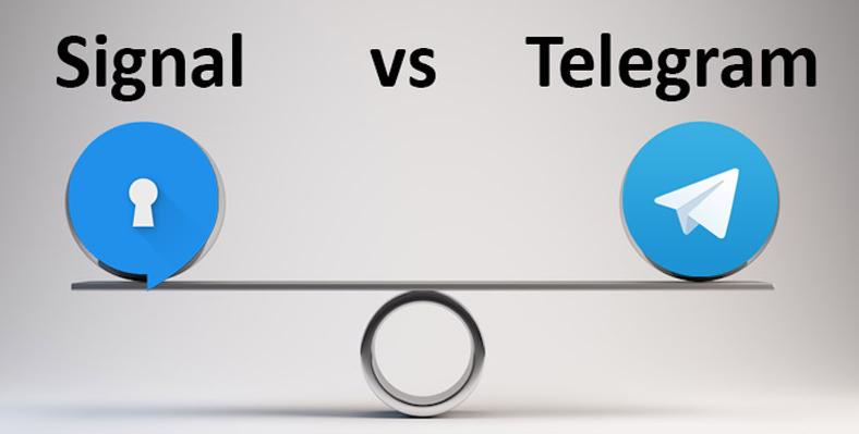 Comparison Telegram vs Signal: Which One You Choose ...