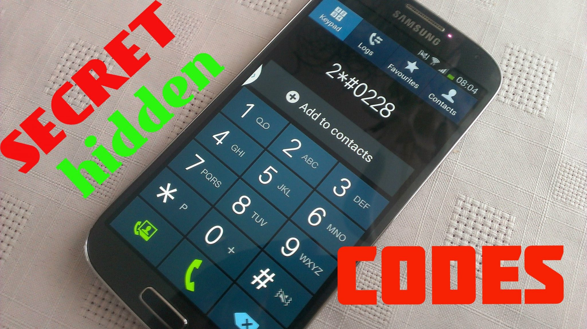 60+ Best Secret Codes To Explore Android 2020 4