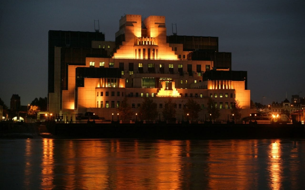 Heads of MI5 and MI6 expected to stand down in 2020 despite 'dangerous times' for Britain…