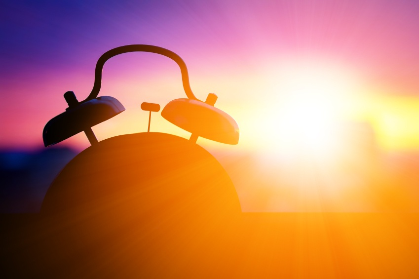 Is Success a Sunrise Away? The Benefits of Waking Up Early