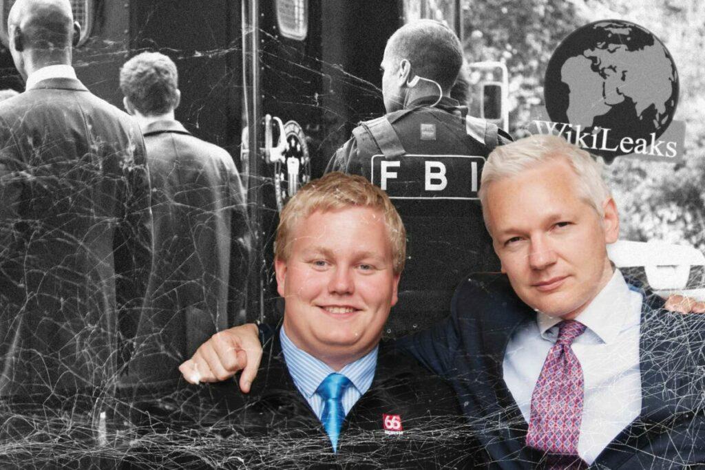 Free Julian Assange - The Burning Platform