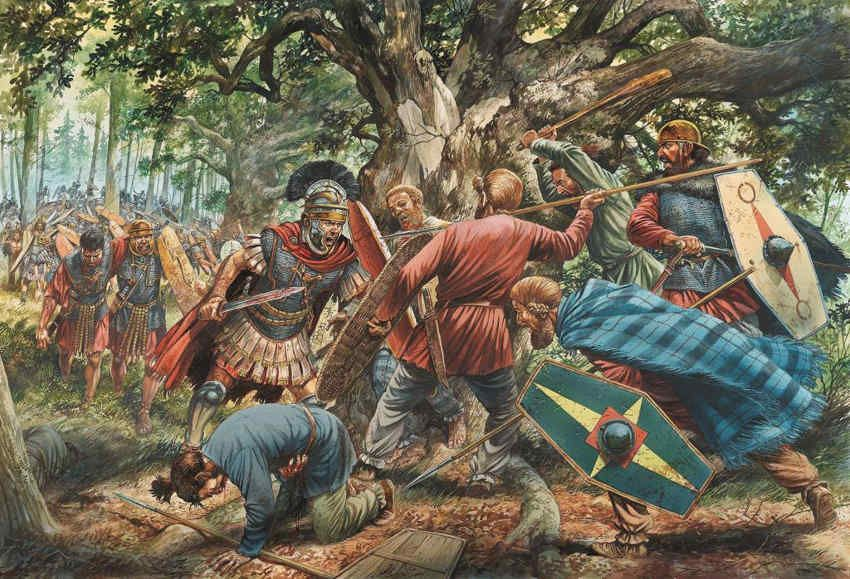 Is Barbarians a True Story? Did the Battle of the ...