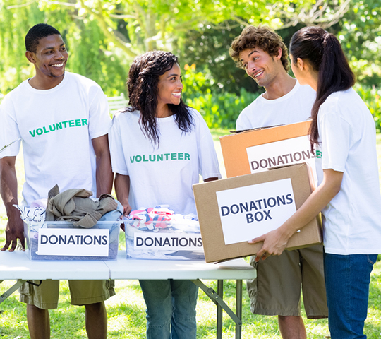 Collecting for a Cause: How to Organize a Community ...