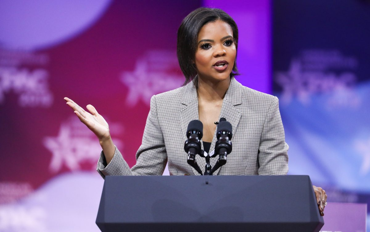 Facebook Singled Out Candace Owens for Scrutiny, Potential ...