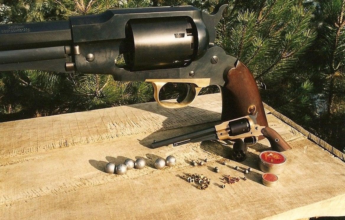 World's biggest revolver -The Firearm Blog