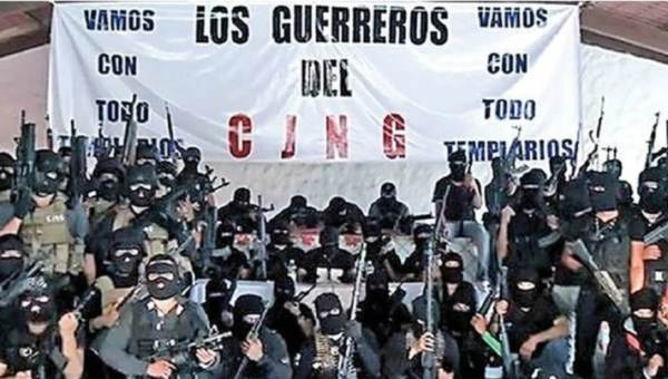 Over 600 Alleged Members of Mexican Cartel Arrested Thanks to Trump Executive Order…