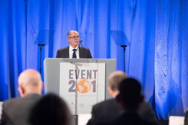 Johns Hopkins and Gates Foundation Hosted Coronavirus Pandemic Simulation Last October - Nwo Report