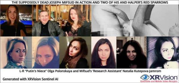 First Supposed Photos of Deep State Joseph Mifsud Since He Went Missing – And He Just Happens to Be with Prostitutes…