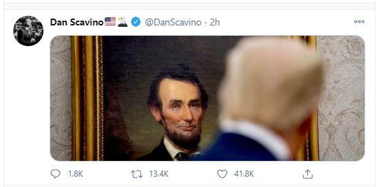 SOMETHING'S BREWING! Dan Scavino Posts Series of Tweets ...