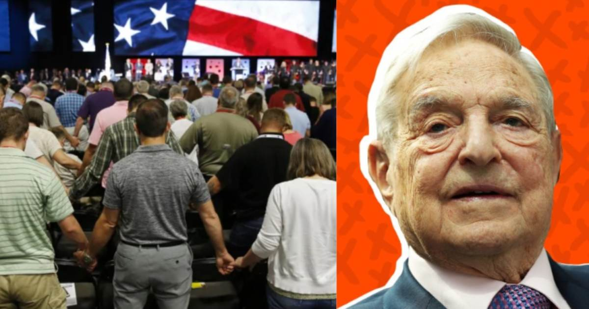 Pro-Amnesty Southern Baptist Convention Is in Damage Control After Pushing Open Borders and Its Ties To Soros Are Exposed…