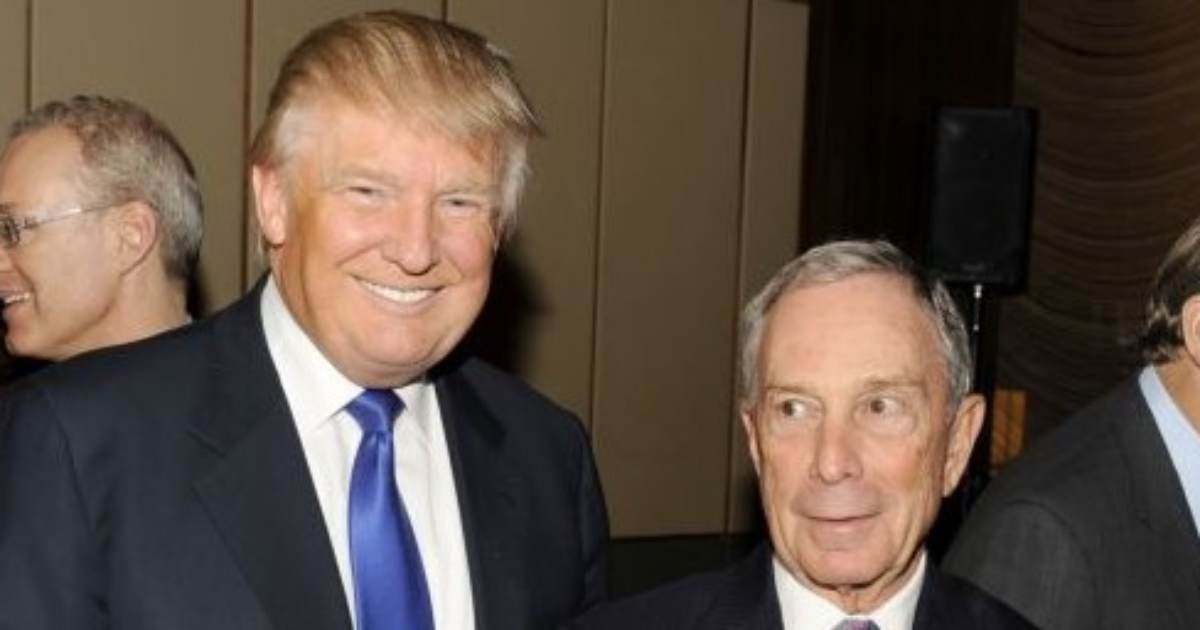 Trump Campaign Bans Bloomberg Reporters From Events Since Outlet Won't Investigate Dem Candidates…