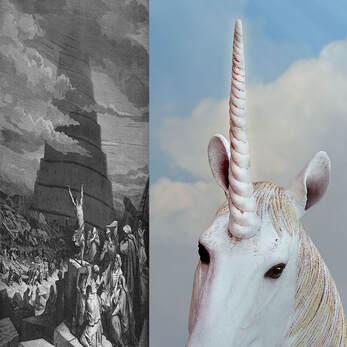 Evil Unicorn - the greatest puzzle ever.com