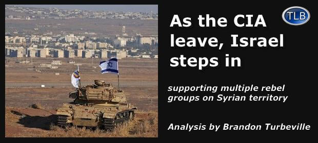 Israel Now Arming Seven Terrorist Groups in Syria - Report | The Liberty Beacon