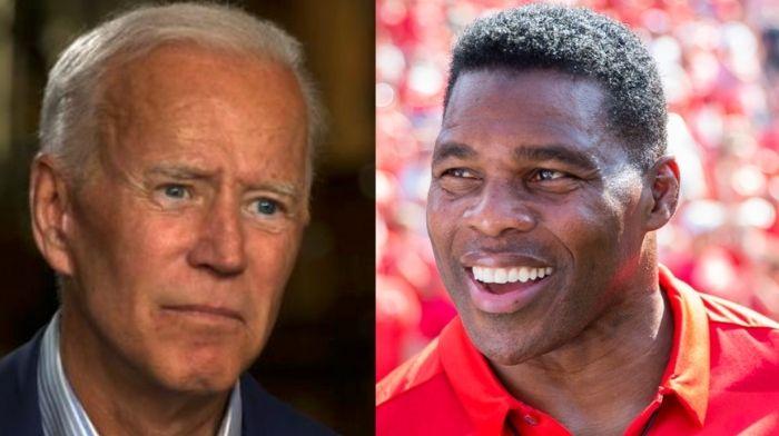 NFL Legend Herschel Walker Slams DNC For 'Playing The Race ...