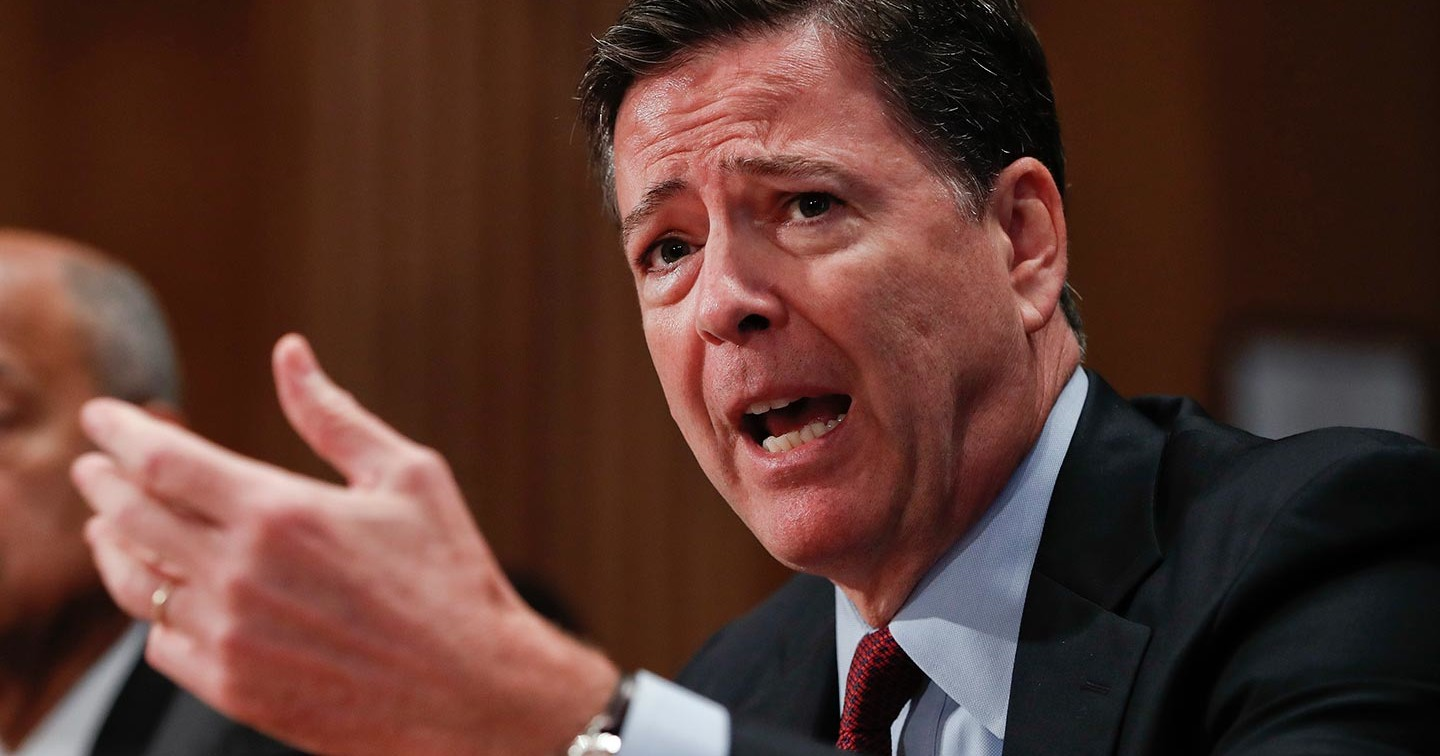 The Dangerous Cowardice of James Comey | The Nation