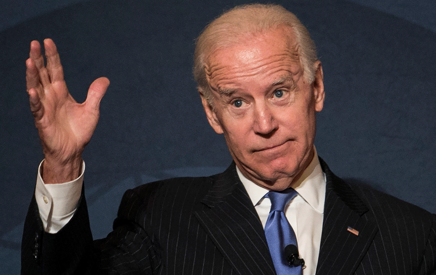 Joe Biden Positions Himself as the 'Anti-Bernie' | The Nation